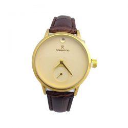 ساعت مچی عقربه ای زنانه رومانسون Romansom کد 406 ، ساعت مچی ، ساعت زنانه ، خرید ساعت مچی زنانه ، ساعت مچی تک موتوره زنانه