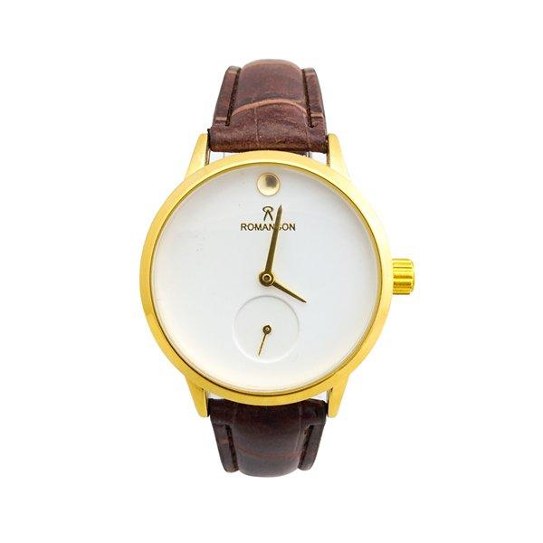 ساعت مچی عقربه ای زنانه رومانسون Romansom مدل 47