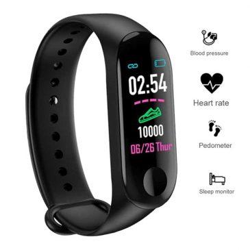 مچ بند و دستبند هوشمند M3 جی تب مدل G-Tab W607 ، دستبند هوشمند ، دستبند سلامتی ، دستبند M3 ، دستبند شیائومی ، دستبند M3 جی تب ، دستبند فشار خون ، ساعت هوشمند سلامتی ، دستبند ضربان قلب ، دستبند هوشمند دیجی کالا ، دستبند هوشمند فروشگاه اینترنتی دکه