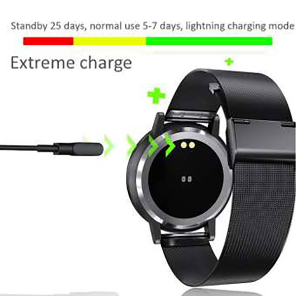 مچ بند و دستبند هوشمند سلامت bakeey x6a