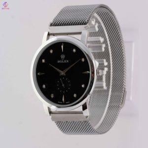 ساعت مچی عقربه ای مردانه رولکس Rolex کد 119