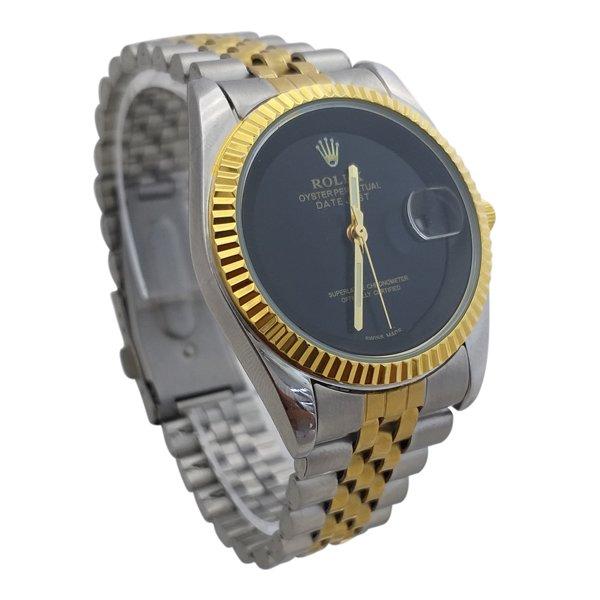 ساعت مچی عقربهای مردانه تک موتوره رولکس Rolex کد 106