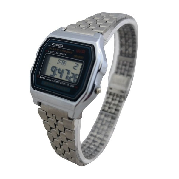 ساعت مچی زنانه دیجیتالی کاسیو Casio کد 128