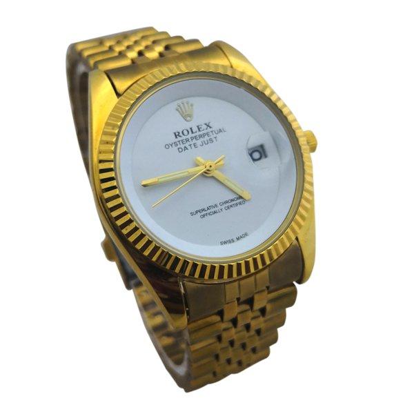 ساعت مچی عقربهای مردانه تک موتوره رولکس Rolex کد 412 ، ساعت مچی رولکس ، ساعت مچی عقربه ای در دیجی کالا ، ساعت مچی بند استیل ، ساعت مچی تمام استیل ، ساعت مچی ارزان در اصفهان ، ساعت مچی قیمت مناسب ، فروش اینترنتی ساعت مچی عقربه ای ، ساعت مچی رولکس طلایی ، ساعت مچی طلایی ، ساعت مچی