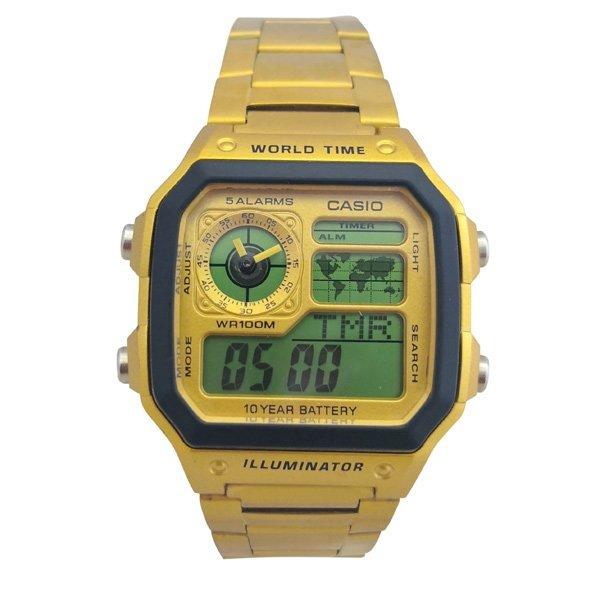 ساعت مچی دیجیتال مردانه کاسیو Casio کد 691