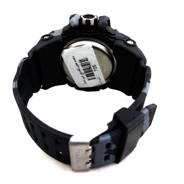 ساعت مچی عقربهای دیجیتال مردانه جی شاک G-Shock کد 705