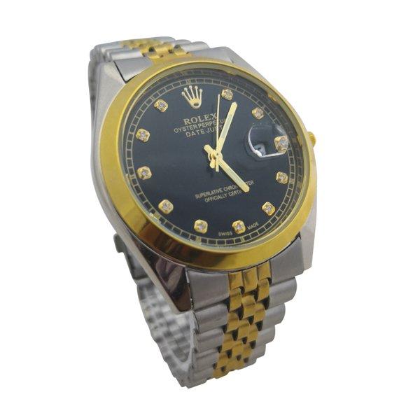 ساعت مچی عقربهای مردانه تک موتوره رولکس Rolex کد 85