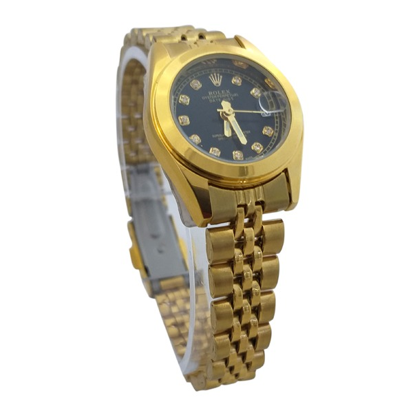 ساعت مچی عقربهای زنانه رولکس تک موتوره Rolex کد 86