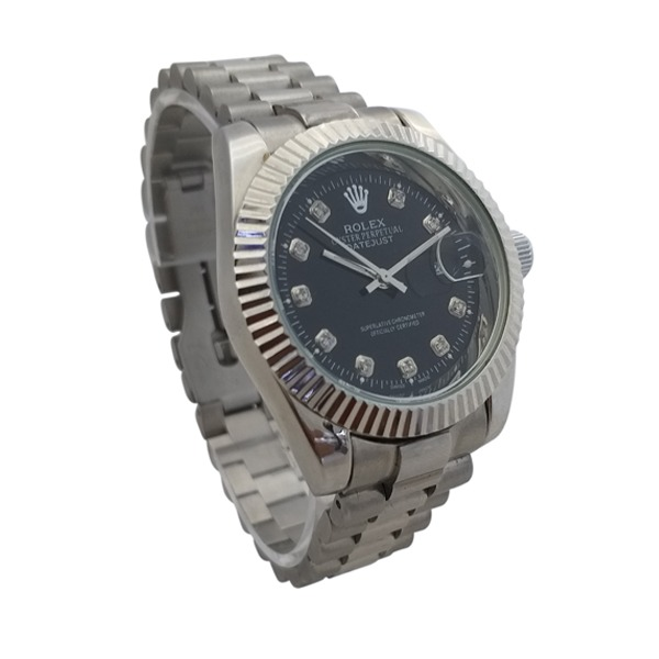ساعت مچی عقربهای مردانه تک موتوره رولکس Rolex کد 96 ، ساعت مچی رولکس ، ساعت عقربه ای در دیچی کالا ، ساعت مچی رولکس تمام استیل ، ساعت مچی بدنه استیل ، ساعت مچی ارزان در دیجی کالا ، ساعت مچی قیمت مناسب ، ساعت مجی یک موتوره مردانه ، ساعت مچی با کیفیت بالا