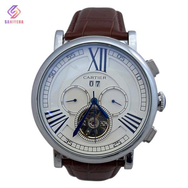 ساعت مچی اتوماتیک مردانه کارتیر Cartier کد 1546