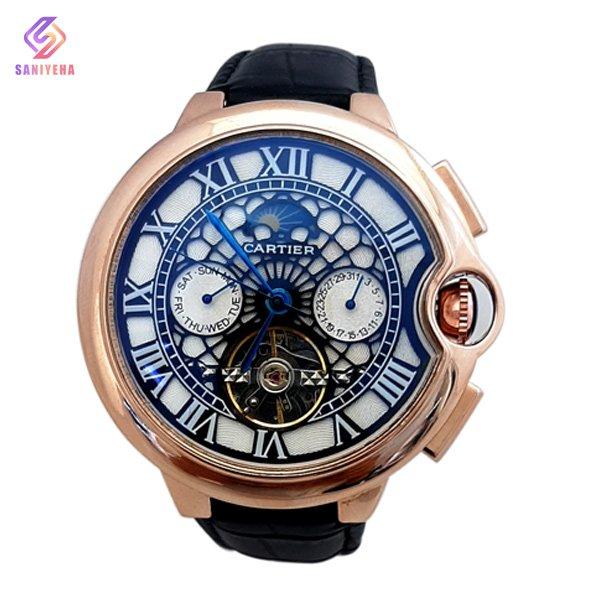 ساعت مچی اتوماتیک مردانه کارتیر Cartier کد 1548
