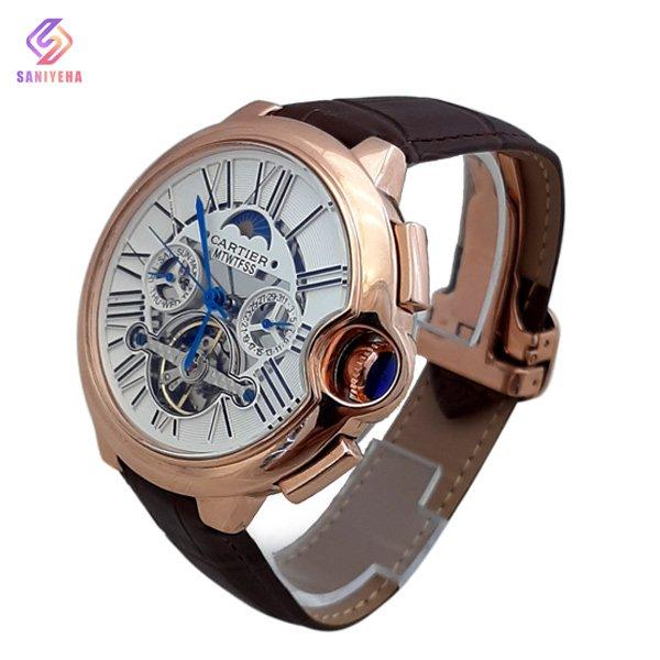 ساعت مچی اتوماتیک مردانه کارتیر Cartier کد 1549