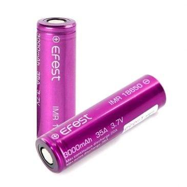 باتری ویپ ایفست 18650 3000mAh مدل EFEST Battery باتری ویپ ایفست 18650 3000mAh مدل EFEST Battery باتری ویپ ایفست 18650 3000mAh مدل EFEST Battery