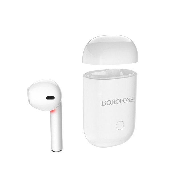 هدست بلوتوث تک گوش ایرپاد بروفون مدل Borofone BC19 ، خرید ایرپاد طرح اپل ، خرید اینترنتی هدست بلوتوث تک گوش ایرپاد بروفون مدل Borofone BC19 در فروشگاه اینترنتی ثانیه ها ، خرید ارزان قیمت هدست بلوتوث تک گوش ایرپاد بروفون مدل Borofone BC19 اورجینال در دیجی کالا ، ایرپاد اپل ، Airpod Apple orginal