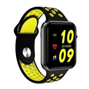 ساعت هوشمند طرح اپل واچ سری ۴ طرح نایک ای تاپ مدل SW10v