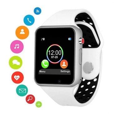 ساعت هوشمند طرح اپل واچ سری ۴ طرح نایک ای تاپ مدل SW10