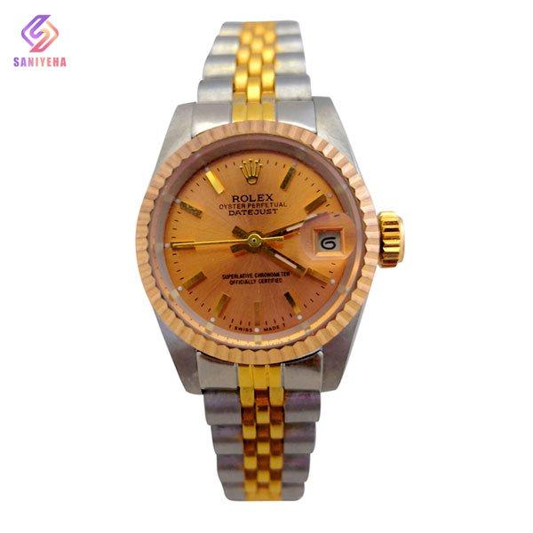 ساعت مچی زنانه اتوماتیک رولکس Rolex کد 1657