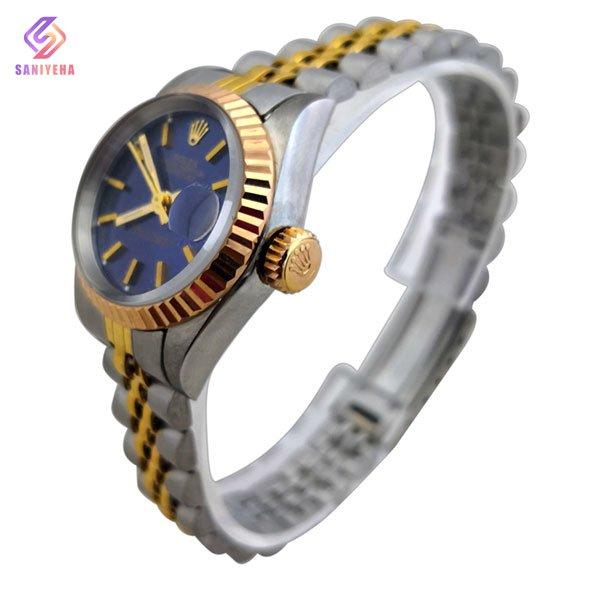 ساعت مچی زنانه اتوماتیک رولکس Rolex کد 1658