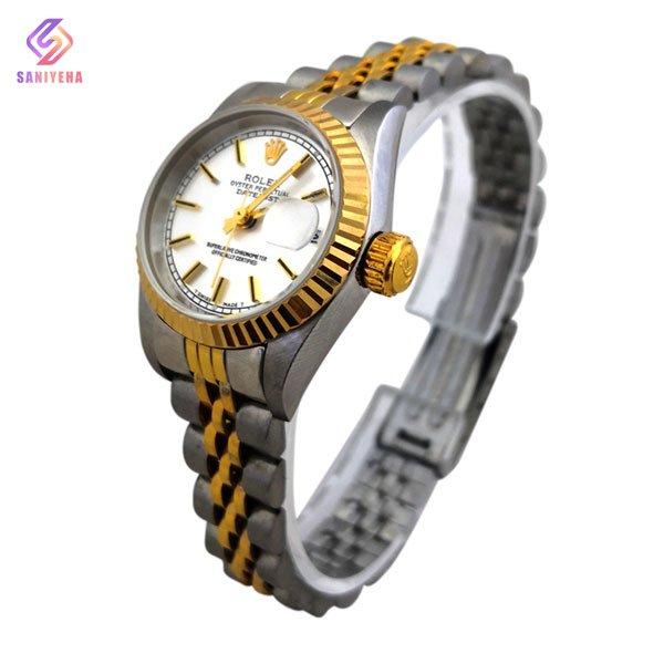 ساعت مچی زنانه رولکس Rolex کد 1660
