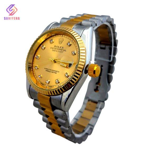 ساعت مچی مردانه رولکس Rolex کد 75