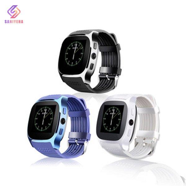 ساعت هوشمند دوربین کنار T8 مدل Smart Watch T8
