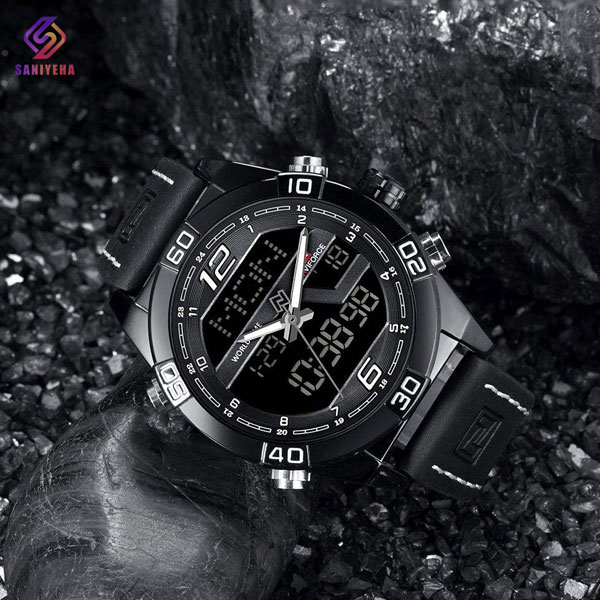 ساعت مچی عقربه ای مردانه ناوی فورس مدل NaviForce NF9128M ME-SE