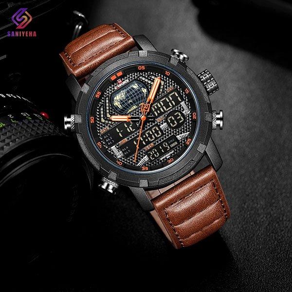 ساعت مچی عقربه ای مردانه ناوی فورس مدل NaviForce NF9160M BO