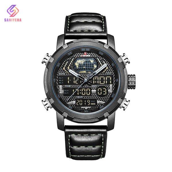 ساعت مچی عقربه ای مردانه ناوی فورس مدل NaviForce NF9160M BB