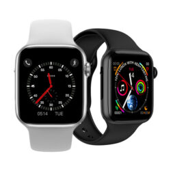 ساعت هوشمند W34 2019 ، ساعت اپل واچ سری 4 مدل w34 ، ساعت هوشمند اسمارت واچ Smart Watch W34 ، خرید ساعت هوشمند w34 دیجی کالا ، اپل واچ w34 در اصفهان فروشگاه اینترنتی ثانیه ها