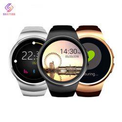 ساعت هوشمند کینگ ویر مدل Kingwear KW18 ، ساعت هوشمند سیمکارتخور ، ساعت SmartWatch KW18 ، ساعت لمسی سیمکارتخور ، ساعت اپل واچ