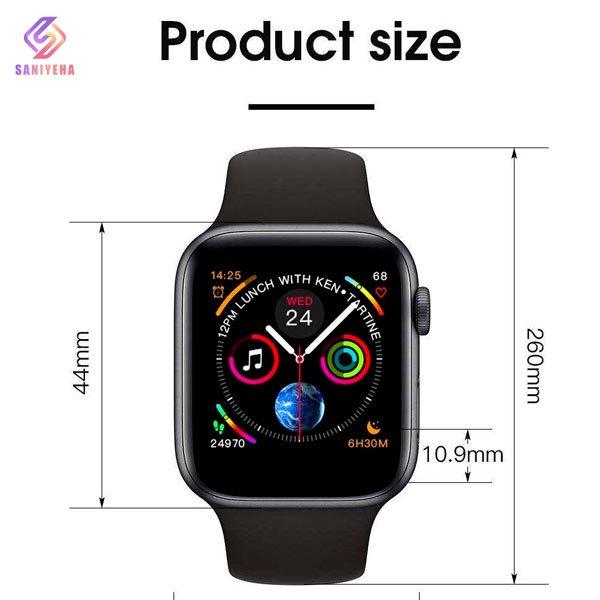 ساعت هوشمند W54 2019