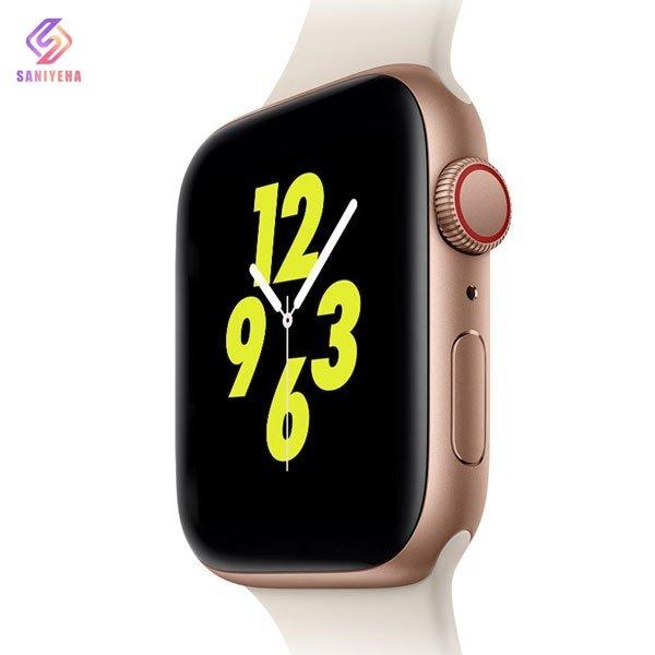 ساعت هوشمند اپل طرح سری 5 مدل IWO 12 PLUS