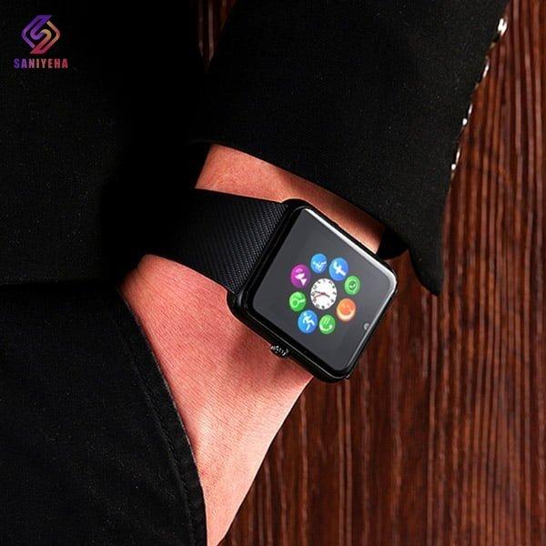 ساعت هوشمند مدل GW05 ریجستر شده