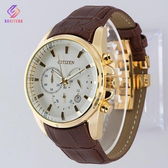 ساعت مچی عقربه ای مردانه سیتیزن مدل C01