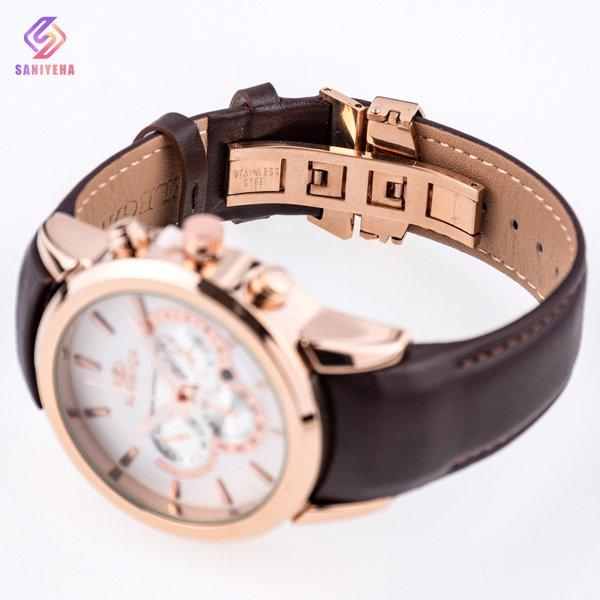 ساعت مچی عقربه ای مردانه الگانس مدل EL01