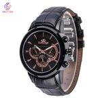 ساعت مچی عقربه ای مردانه الگانس مدل EL05 ، ساعت مچی مردانه الگانس ، ساعت طرح سه موتوره ، خرید ساعت الگانس مردانه در فروشگاه اینترنتی ثانیه ها