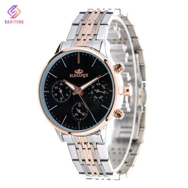 ساعت مچی عقربه ای مردانه الگانس مدل EL07