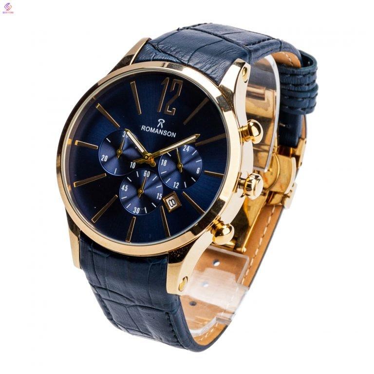 ساعت مچی عقربه ای مردانه رومانسون مدل RO04