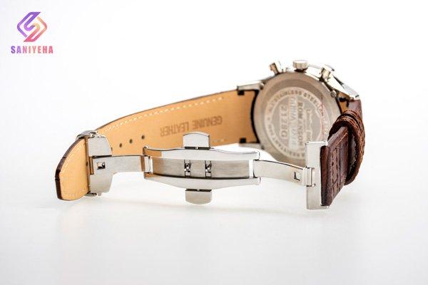 ساعت مچی عقربه ای مردانه رومانسون مدل RO02