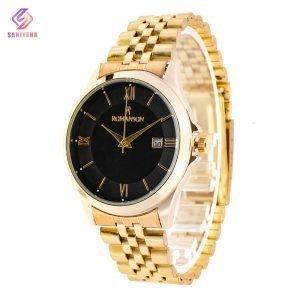 ساعت مچی عقربه ای مردانه رومانسون مدل RO08 ، خرید ساعت مردانه استیل طلایی ، ساعت مردانه رومانسون ، ساعت مچی مردانه دیجی کالا