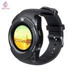ساعت هوشمند مودیو Modio MW03 رجیستر شده , اسمارت واچ گرد سیمکارتخور , ساعت هوشمند V8 , smart watch V8