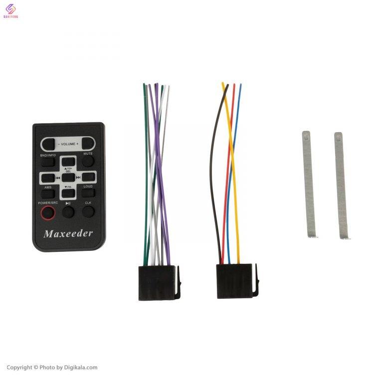 ضبط خودرو مکسیدر مدل cv2821bt