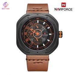 ساعت مچی عقربه ای مردانه نیوی فورس مدل NF9141 BOLBN