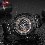 ساعت مچی عقربه ای مردانه نیوی فورس مدل NF9141 Black