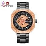 ساعت مچی عقربه ای مردانه نیوی فورس مدل NF9141 G-BL7