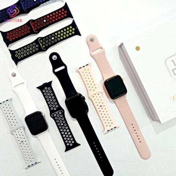 ساعت هوشمند T55 مدل طرح اپل smart watch T55