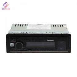 ضبط خودرو مکسیدر مدل VV8801BT