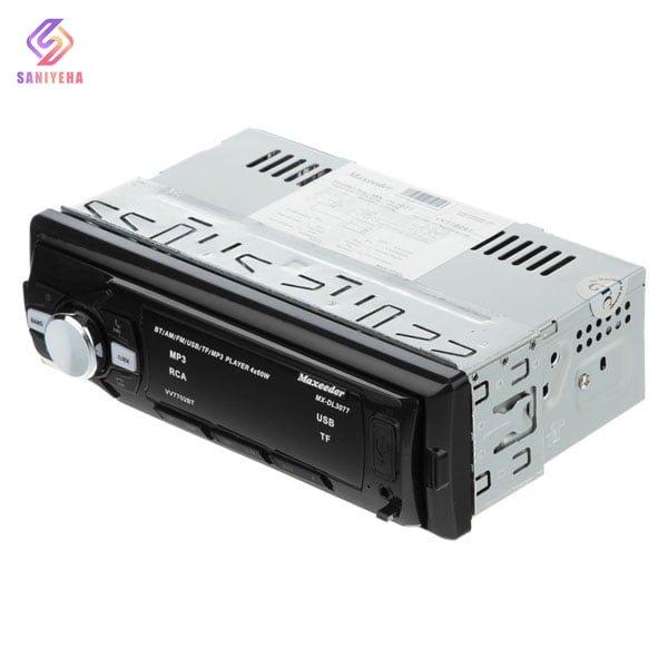 ضبط خودرو مکسیدر مدل VV7702BT