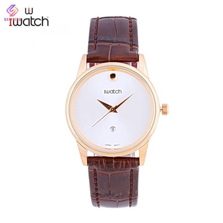 ساعت مچی عقربه ای زنانه آی واچ مدل IW190049L