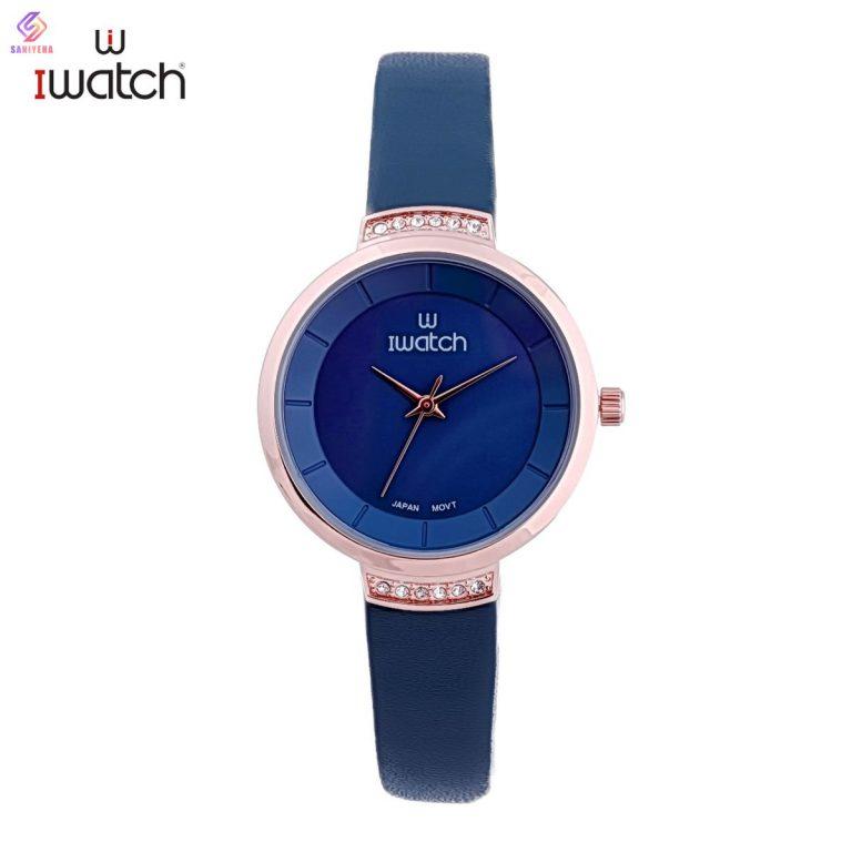 ساعت مچی عقربه ای زنانه آی واچ مدل IW19006L
